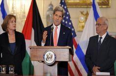 الأمويين برس | لقاء فلسطيني إسرائيلي جديد لإنقاذ المفاوضات
