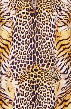 camilla - animal skin