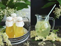 Syrop z kwiatów czarnego bzu - Wiem co jem Bowl Set, Table Decorations, Searching, Dinner Table Decorations