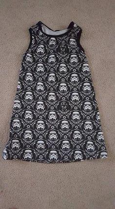 Star Wars Racer-back Dress