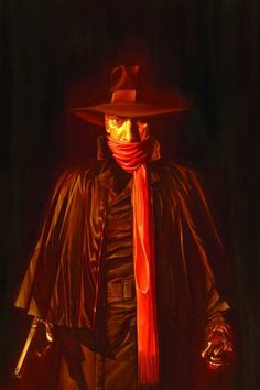 The Shadow - Alex Ross
