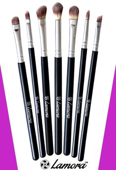 Amazon.com : Eye Brush Set - Best Quality Makeup Brushes for Eye Makeup - [TODAY 50% OFF] - Top Choice With 100% Money Back Guarantee - Vegan Brushes That Last Longer, Apply Better Makeup & Make You Look Flawless! Brushes For Real Makeup Artist Techniques - Promotion Price To Be Increased Soon! : Beauty