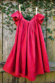 Quality Sewing Tutorials: Gathered Neckline Dress tutorial from Very Homemade