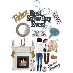 Designer Clothes, Shoes & Bags for Women Snow Bunnies, Bunny, Polyvore, Design, Women, Cute Bunny, Rabbit, Rabbits