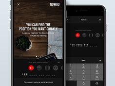 Nowgo UI Kit by Fatih Ocak