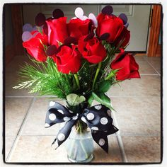 Mickey Mouse flowers