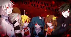 Resultado de imagen para wadanohara and the great blue sea personajes