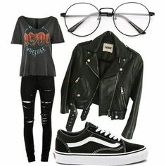 emo outfits for school Cute Emo Outfits, Punk Outfits, Tomboy Outfits, Teen Fashion Outfits, Swag Outfits, Grunge Outfits, Cute Casual Outfits, Outfits For Teens, Emo Fashion