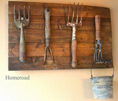 repurposed tools