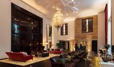 Hotel Interior Design Projekte in Deutschland | Top Projekte in Deutschland | Erstaunliches modernes Design für das perfekte Einrichtungsideen | Minimalismus Design | Pantone Farben | BRABBU Designer Möbel | www.brabbu.com