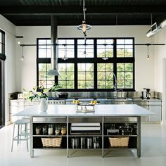 Division Street - industrial - Kitchen - Portland - Emerick Architects