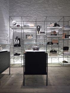 Linea Piu Shop - Mykonos Greece by Kois Architects