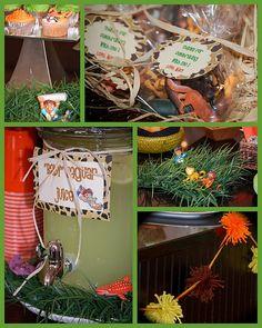 Go Diego Go party Jungle Theme Parties, Safari Birthday Party, Jungle Party, 4th Birthday Parties, Birthday Fun, Party Themes, Party Ideas, Birthday Ideas, Jungle Safari