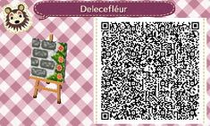 Bodendesigns - Animal Crossing New Leaf, Gray paving stones#5<-
