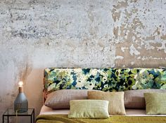 A raw wall for an authentic effect Source by ckirscher Decor, Furniture, Interior, Wall Treatments, Decor Styles, Home Decor, House Interior, Elle Decor, Interior Design