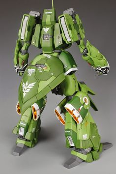 Custom Build: Grade 1/100 Kshatriya - Gundam Kits Collection News and Reviews