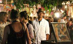 Saturday night market, Goa