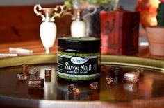 NaturalnaJa: Savon noir Karmel Bio - czarne mydło grzechu warte!