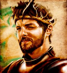 Renly Baratheon by masteryue.deviantart.com on @DeviantArt
