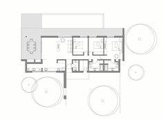 Loft Floor Plans, House Floor Plans, New House Plans, Small House Plans, Small House Design, Cool House Designs, Home Design Plans, Plan Design, Concept Architecture