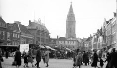 1930 Grote Markt met Sint Jacob
