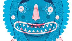 Grip Face - Illustrations from the Island of Mallorca