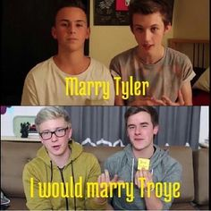 Troyler: it's meant to be.