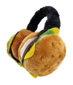 Adult Cheeseburger Hamburger Earmuffs Ear Muffs ThatsRad,http://www.amazon.com/dp/B00FAOOZD4/ref=cm_sw_r_pi_dp_wViTsb0PT1Z0VWYS