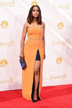 Emmys 2014: Kerry Washington in Prada