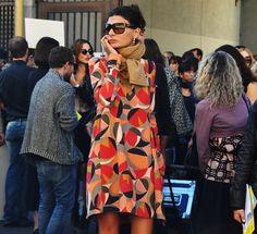 GIOVANNA BATTAGLIA ( Fashion editor)