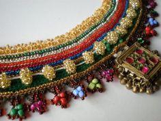 Old World Royal ... Freeform Crochet by irregularexpressions