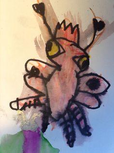 Insecten van Marieke