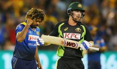 Sri Lanka beat Australia in an action-packed T20 played today in Geelong to attain anunassailable 2-0 lead in the three-match series.    Sri Lanka win a thriller in Geelong off the last ball to seal a series