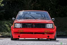 It can not end like this / DATSUN SUNNY B 310 - area Agnes