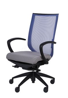 9 To 5 Seating Aria Mesh Office Chairs Bocaofficefurniture