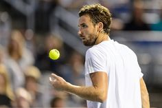 Ernests Gulbis Photos - Rogers Cup Montreal - Day 5 - Zimbio