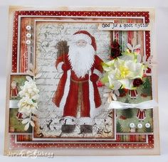 StampARTic: Christmas with Maja Design - Day 1: