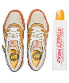 """Reebok x Extra Butter: Ventilator """"Street Meat"""" (Walnut/Desert Khaki/Brown/Gold) - 13"""