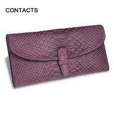 $35.86 (Buy here: https://alitems.com/g/1e8d114494ebda23ff8b16525dc3e8/?i=5&ulp=https%3A%2F%2Fwww.aliexpress.com%2Fitem%2F2016-Hot-Sale-Fashion-Snake-Print-Leather-Clutch-Wallet-Folded-Genuine-Leather-Wallets-Women-s-Cowhide%2F32691144811.html ) 2016 Hot Sale Fashion Snake Print Leather Clutch Wallet Folded Genuine Leather Wallets Women's Cowhide Wallet Long Wallet Purple for just $35.86