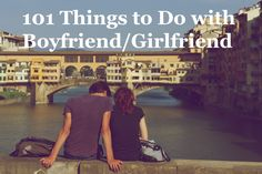 Nothing's worse than getting in a rut with your bf/hubs… Prevent that from happening by trying one or some of the things on this list!