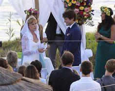 La boda de Tania Llasera #boda #famosos