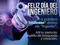 Feliz día del ingeniero para todos nuestros amigos                              …