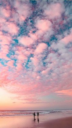 22 Ideas wallpaper pink sky iphone for 2019 Pretty Sky, Beautiful Sky, Beautiful World, Beautiful Places, Beautiful Pictures, Wonderful Places, Ciel Rose, Cotton Candy Sky, Sky Aesthetic