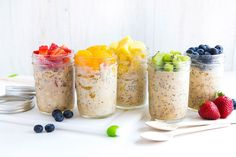 5 Healthy Overnight Oats That Taste Like Cake