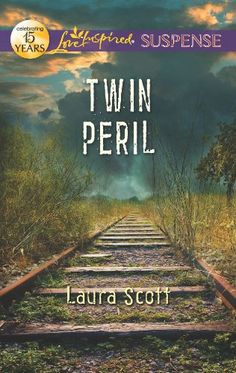 Twin Peril (Love Inspired Suspense) by Laura Scott http://www.amazon.com/dp/B00835RO3U/ref=cm_sw_r_pi_dp_SMLaxb0NQ5FBR
