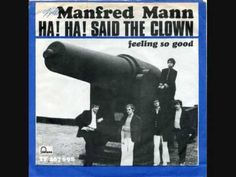 "MANFRED MANN- "" PRETTY FLAMINGO """