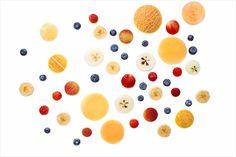 Fiona's Juices art direction by Koniak Design.