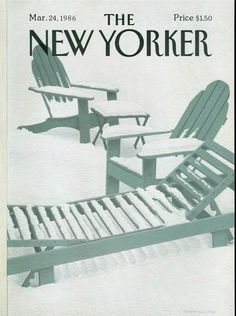 Gretchen Dow Simpson | The New Yorker Covers