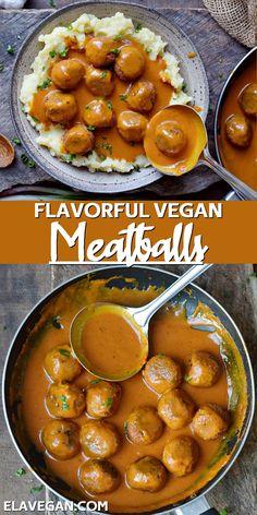 Tasty Vegetarian Recipes, Vegan Dinner Recipes, Veg Recipes, Vegan Dinners, Vegan Recipes Easy, Whole Food Recipes, Cooking Recipes, Quick Easy Vegan, Easy Vegan Dinner