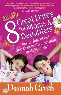8 Great Dates for Moms and Daughters | iMOM